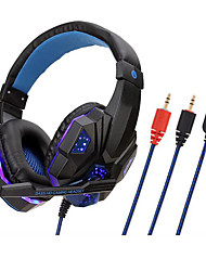 cheap -LITBest LX-830 Gaming Headset Wired Stereo with Microphone with Volume Control for Gaming