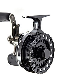 cheap -Fishing Reel Fly Reel / Ice Fishing Reels 2.6:1 Gear Ratio+5 Ball Bearings Right-handed / Left-handed Fly Fishing / Ice Fishing