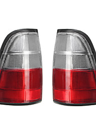 cheap -1pcs Car Rear Tail Light Brake Lamp with No Wiring Left(#1)/Right(#2) for Isuzu KB/Pickup/TFR/TFS Vauxhall - right