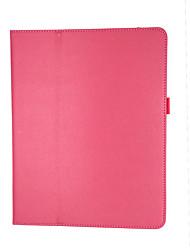 cheap -Case For Apple iPad Air / iPad 4/3/2 / iPad (2018) Magnetic / Auto Sleep / Wake Up Full Body Cases Solid Colored PU Leather / TPU