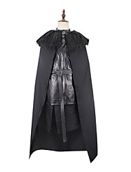 cheap -Inspired by Game of Thrones Cosplay Anime Cosplay Costumes Japanese Cosplay Suits Gloves Cloak Hakama pants For Men's / Waist Belt / Padded Strap / Waist Belt / Padded Strap