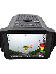 Недорогие -трансграничный автомобильный регистратор для vg2 двух-в-одном автомобильном регистраторе электронный автомобиль для собак радиолокационная скорость измерения потока раннее предупреждение голосовое