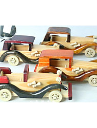 cheap -Wooden Motorcycle Models  Decoration  Creative Birthday Gift  (Picture Color)