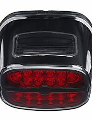 Недорогие -Черный дым светодиодный мотоцикл задний стоп-сигнал для Harley Davidson Electra Street Glide