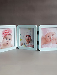 cheap -Creative / New Baby / Family Wood Photo Frames Creative / New Baby / Family 1 pcs All Seasons