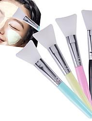 abordables -Professionnel Pinceaux à maquillage 1 pièce Adorable Confortable ABS pour Pinceau de maquillage