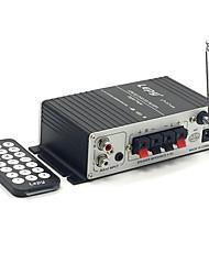 Недорогие -lepy bluetooth mini power audio усилитель hi-fi amp mp3 fm usb sd aux автомобиль домой