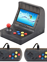 cheap -Portable Retro Mini handheld game console 4.3 inch 64bit family game console
