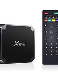 cheap -X96 Mini Android TV BOX New X96mini Android 7.1 OS  Smart TV Box 2GB 16GB Amlogic S905W Quad Core 2.4GHz WiFi Media Player Box 1GB 8GB