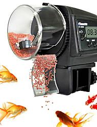 Недорогие -Аквариумы Кормушка для рыб Кормушки Электроника / Электрический Автоматический Регулируемая гибкая пластик 1 шт.