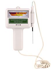 Недорогие -pc-101 цифровой cl2 хлора тестер качества воды портативный для бассейна спа аквариум рн-метр тест монитор проверки