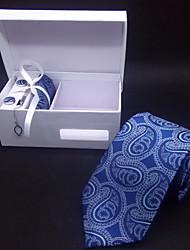 cheap -Unisex Party / Work / Basic Necktie - Polka Dot / Striped / Jacquard