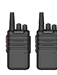 cheap -2PCS BAOFENG BF-M4 5W 5800MAH Lithium Battery  Long standby Walkie talkie UHF Two way radio UHF 400-470MHz 16CH Portable Transceiver With Earpiece Long standby