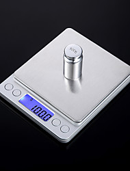 cheap -500g Portable Auto Off LCD-Digital Screen Digital Jewelry Scale Mini Pocket Digital Scale For Office and Teaching Home life