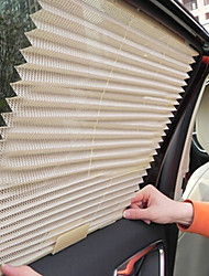 cheap -Car Truck Auto Retractable Side Window Curtain Sun Shield Blind Sunshade
