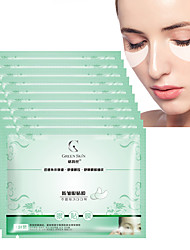 cheap -Single Colored 10 pcs Wet Moisture / Dark Circle Treatment / Beauty Nursing / Daily / Health&Beauty # Sweet / Fashion Easy to Use / Comfy / lasting Quadrate Makeup Cosmetic Gel