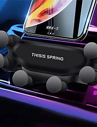 cheap -Gravity Car Phone Mount Air Vent Universal Phone Holder
