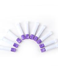 cheap -10pcs / set Cake Flower Lace Plastic Clip Cake Decorating Lace Printing Mold Clip Fondant Cookie Cutter Tools