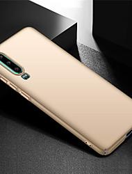 cheap -Ultra Thin Anti Fingerprint and Minimalist Hard PC Phone Case for Huawei P30 / Huawei P30 Pro/ Huawei Y9 (2019)(Huawei Enjoy 9 Plus) / Huawei Y6 (2019) / Huawei Y6 Pro (2019)