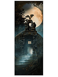 cheap -Decorative Wall Stickers - 3D Wall Stickers Halloween Decorations Indoor