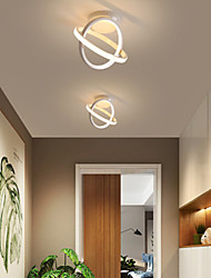 cheap -1-Light Corridor lamp corridor lamp is contemporary and porch lamp family expenses enters balcony of door lamp small absorb dome light