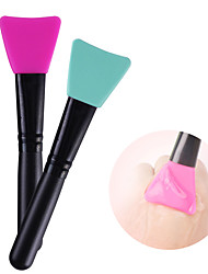cheap -Professional Makeup Brushes 1pc Eco-friendly Comfy ABS for Makeup Brush