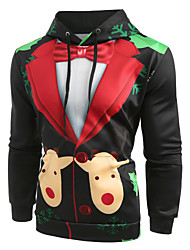 cheap -Santa Suit Christmas Dress Adults' Men's Christmas Christmas First Communion Festival Christmas Festival / Holiday Terylene Elastane Black / Purple / Green Men's Women's Carnival Costumes Other
