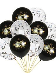cheap -Balloon Emulsion 10pcs Birthday