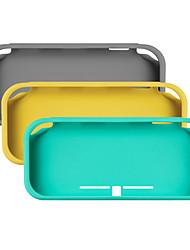 abordables -Protecteur de boîtier de contrôleur de jeu pour commutateur nintendo, nouveau design protecteur de boîtier de contrôleur de jeu corps entier en silicone 1 unité