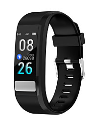 cheap -Indear 115Pro Smart Wristband BT Fitness Tracker Support Notify/Heart Rate Monitor Waterproof Sports Smartwatch Compatible IOS/Android Phones