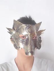 cheap -1 PCS Halloween mask terrorist animal mask evil Wolf demon Wolf Wolf head adult wolves