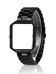 cheap -Smart Watch Band for Fitbit 1 pcs Classic Buckle Stainless Steel Replacement  Wrist Strap for Fitbit Blaze