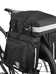 cheap -37 L Bike Panniers Bag Portable Wearable Reflective Strips Bike Bag Nylon 600D Polyester Bicycle Bag Cycle Bag Cycling Outdoor Exercise Bike / Bicycle
