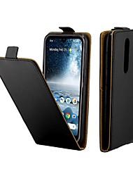Недорогие -чехол для Nokia 4.2 / Nokia 3.2 Pu кожа с слотом для карт вверх и вниз для Nokia 2.2
