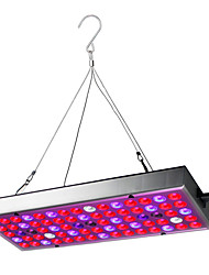 cheap -Grow Light for Indoor Plants LED Plant Growing Light Full Spectrum 25W 75LED Beads Easy Install Highlight Energy saving 85-265V Greenhouse Hydroponic Vegetables Flowers