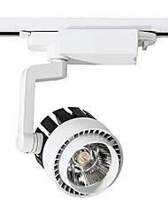Недорогие -1 шт. 30 Вт 2400 лм 1 светодиодные бусины под подсветкой шкафа трековые светильники холодный белый 220-240 В шкаф коммерческий дом / офис