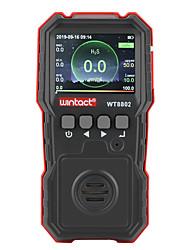 Недорогие -wintact wt8802 монитор сероводорода профессиональный аккумуляторный датчик газа высокочувствительный цифровой звук-свет вибрации сигнализация h2s детектор