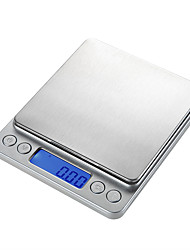 cheap -1kg High Definition Portable Auto Off Electronic Kitchen Scale Digital Jewelry Scale Mini Pocket Digital Scale Home life Kitchen daily Outdoor travel