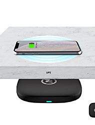 cheap -ZeePower 20mm Long Distance invisible Wireless Charger / 10W Undertable charger for iPhone XI XS XR XS Max X 8 Samsung S10 S10 S9 S9 S8 XiaoMi Huawei and more