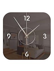 Недорогие -настенные часысовременная современная мода акриловые нерегулярные интерьеры