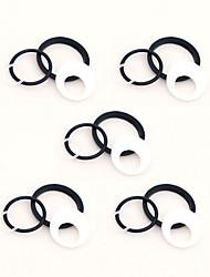 Недорогие -Yuhetec силиконовое уплотнительное кольцо аксессуары сумка для tfv8 baby v2 распылитель 5 шт.