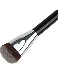 cheap -Professional Makeup Brushes 1 Piece Soft Lovely Comfy Synthetic Hair Wooden for Foundation Brush