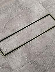 cheap -Drain New Design Contemporary Brass 1pc Floor Mounted