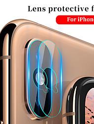 Недорогие -Яблочный экран Protectoriphone XS зеркало объектив камеры протектор 1 шт. закаленное стекло