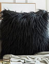 cheap -Set of 1 Cotton / Linen Pillow Cover & Insert, Novelty Leisure Throw Pillow