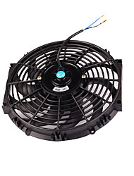 cheap -12-inch Electric Radiator Cooling Fan 80W Motor 1700 CFM High Air Flow