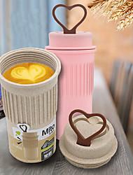 Недорогие -чайник 350 ml Пищевые материалы Молодежный для На открытом воздухе Для школы 1 pcs Розовый Хаки