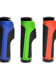 cheap -Bike Handlerbar Grips Wearable Shock Absorbing For Mountain Bike MTB Cycling Bicycle Rubber Black Dark Grey Green
