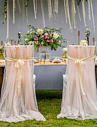 cheap -Satin / Tulle PVC Bag Ceremony Decoration - Wedding / Party / Evening Classic Theme / Creative / Wedding