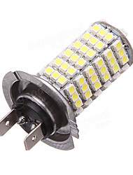 cheap -1pcs Car 120 LED 3528 SMD H7 Xenon White Fog Driving Head Light Bulb 12V